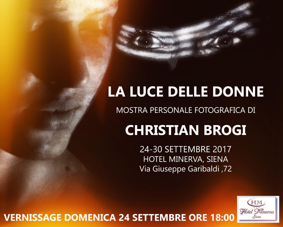 La Luce delle Donne – Mostra fotografica personale di Christian Brogi a Siena