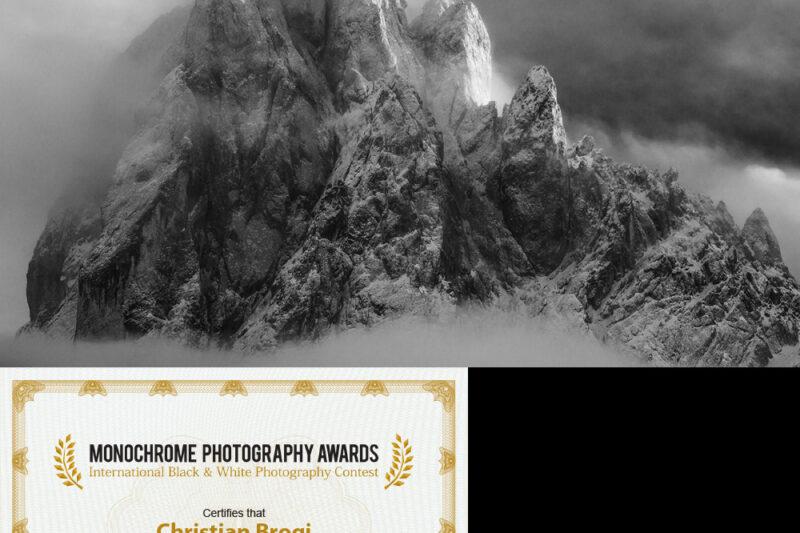 Christian Brogi – HONORABLE MENTION AT MONOCROME AWARD 2018