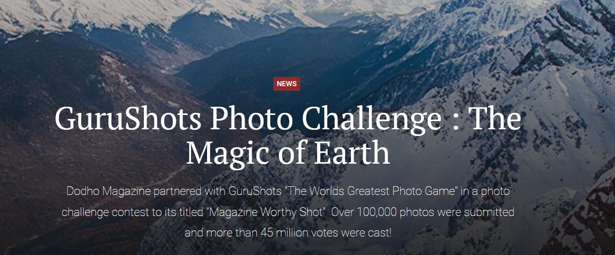 "Christian Brogi on ""Dodho Magazine"" – 100 photographer on 100.000 photos"