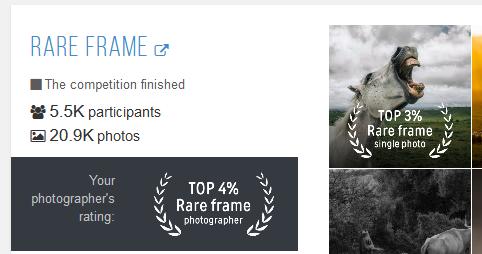 35AWARD-International Photo Contest – 3% Best Photos
