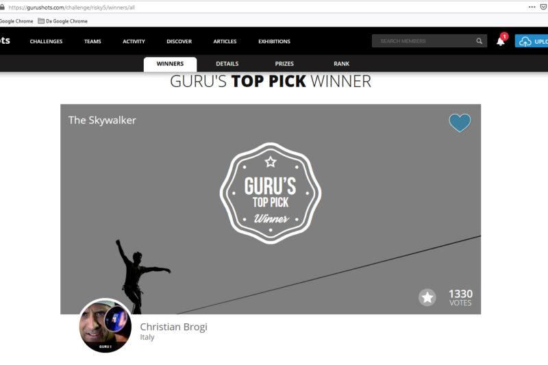 Gurus TOP PICS WINNER 2020
